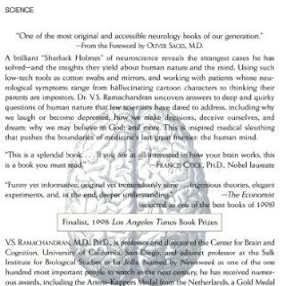 Phantoms in the Brain: Probing the Mysteries of the Human Mind: V. S. Ramachandran, Sandra Blakeslee, Oliver Sacks: 9780688172176: Books