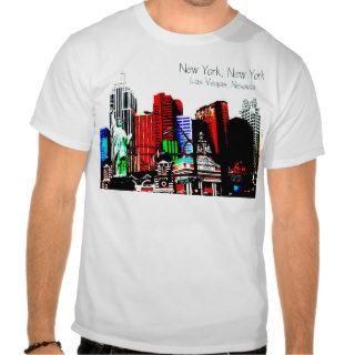 New York, New York, Las Vegas 356 T Shirt