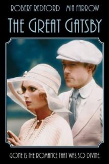 The Great Gatsby (1974): Robert Redford, Mia Farrow, Bruce Dern, Karen Black:  Instant Video