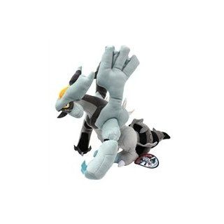 "Exclusive Pokemon Center Pokedoll Pokemon Plush Doll   14"" Black Kyurem: Toys & Games"