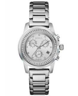 Breil Watch, Womens Orchestra Stainless Steel and Crystal Bracelet TW1008   Watches   Jewelry & Watches