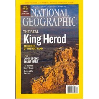 National Geographic, December 2008 Issue: Editors of NATIONAL GEOGRAPHIC Magazine: Books