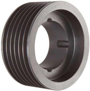 TL SPB200X6.3020 Ametric� Metric 200 mm Outside Diameter, 6 Groove SPB/17 Dynamically Balanced Cast Iron V Belt Pulley / Sheave, For 3020 Taper Lock Bushing, (Mfg Code 1 013) Industrial & Scientific