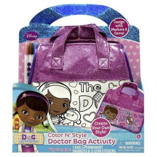 Doc McStuffins Color N Style Doctor Bag