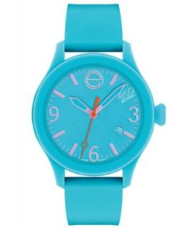 ESQ Movado Unisex Swiss ESQ One Khaki Silicone Strap Watch 43mm 07101441   Watches   Jewelry & Watches