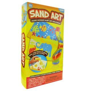 Sand Art Creations, Create Your Own Arts and Crafts.   Arts And Crafts Supplies