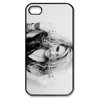 Custom Ke$ha Hard Back Cover Case for iPhone 4 4S CY172: Cell Phones & Accessories