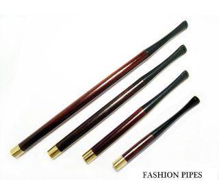 """Vintage Cigarette Holders Set """"Audrey Hepburn"""" 8.7""""/220mm 6.7""""/170mm 5.1""""/130mm 3.9""""/90mm All Fit Regular. Brown Pear Wood Holders. The  Offer in FPS"""