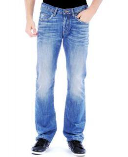 Buffalo David Bitton Driven Basic Sheeba Straight Leg Jeans   Jeans   Men