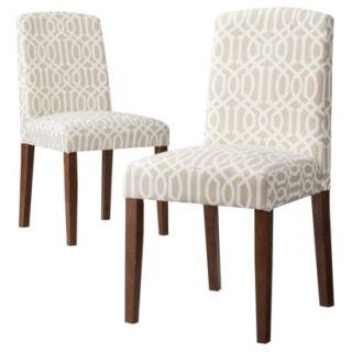 Threshold™ Marion Upholstered Dining Chair Latti