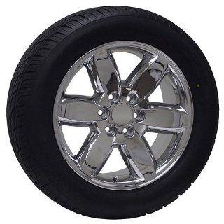20 inch GMC truck chrome rims wheels tires Yukon Denali Sierra Automotive