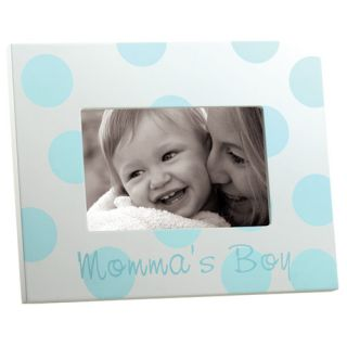 Baby Mommas Boy Picture Frame