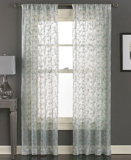 CHF Lanai 42 x 84 Pole Top Panel   Sheer Curtains   For The Home
