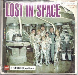 Lost In Space 3d View Master 3 Reel Packet Toys & Games