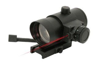 Target Tactical Sports 138 Red Dot Laser Combo 40Mm Pic/Wvr Qd Tar : Red Dot Sights : Sports & Outdoors