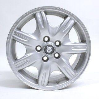 16 Inch Jaguar S type 2000 2003 Silver Oem Wheel #59704: Automotive