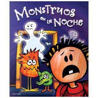 Monstruos en la noche (9789974779945) Pablo Muttini, Andrea Rodriguez Vidal Books