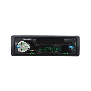 Panasonic CQ RG131U Removable Face 40W x 4 High Power Cassette / Receiver with Changer Control  Vehicle Cassette Player Receivers
