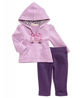 Kids Headquarters Baby Set, Baby Girls 2 Piece Jacket and Pants   Kids