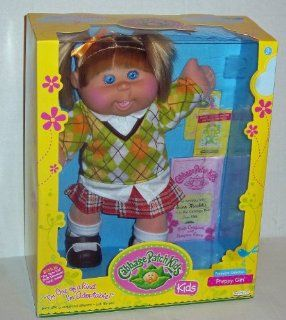 """16"""" Cabbage Patch Kids Doll """"Premiere Collection""""   Preppy Girl (2011) Toys & Games"""