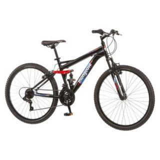 Mongoose Mens Standoff 26 Mountain Bike  Black/Red