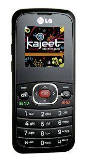 LG 102 Prepaid Phone, Black (Kajeet): Cell Phones & Accessories
