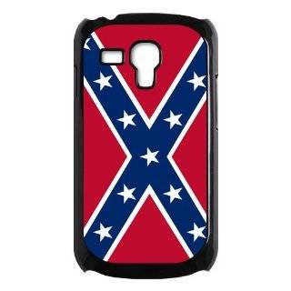 Confederate Flag Samsung Galaxy S3 Mini Case for Samsung Galaxy S3 Mini: Cell Phones & Accessories