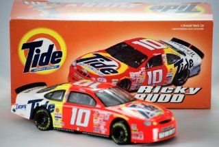 1999   Action   NASCAR   Ricky Rudd #10   Ford Taurus   Tide Racing   124 Scale   Die Cast Metal   OOP   New Toys & Games