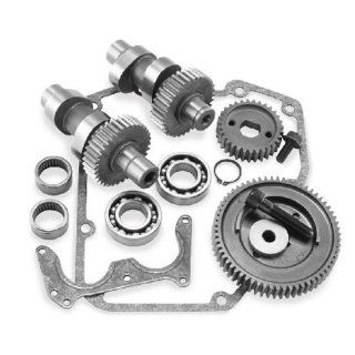 S&S Cycle 570G Gear Drive Camshaft Kit 33 5178: Automotive
