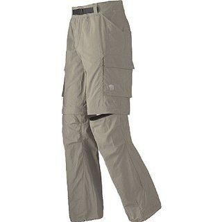 Mountain Hardwear Mesa Convertible Pant (Rawhide)   M   Regular : Athletic Socks : Sports & Outdoors