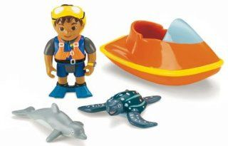 Go Diego Go Deep Sea Rescue: Toys & Games