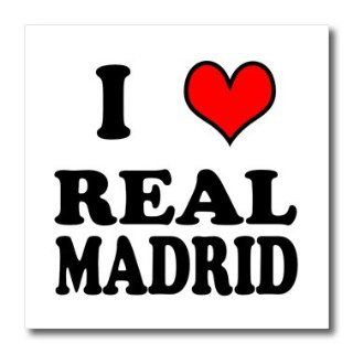 ht_159633_2 EvaDane   Funny Quotes   I love REAL MADRID. Soccer. Spanish Soccer Team.   Iron on Heat Transfers   6x6 Iron on Heat Transfer for White Material: Patio, Lawn & Garden