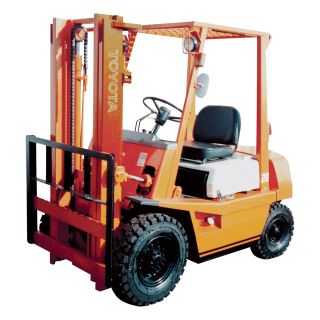CATERPILLAR Reconditioned Forklift — 2 Stage with Side Shift, 4000-lb. Capacity, 1997—2003  Forklifts