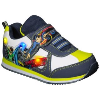 Toddler Boys Justice League Light Up Sneaker