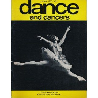 Dance and Dancers (Volume 24, Number 10, October 1973): Peter Williams: Books