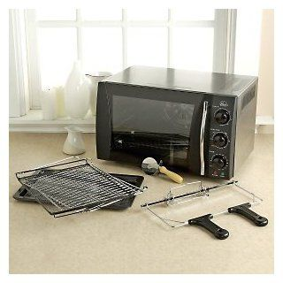 Wolfgang Puck 42L Convection Oven BTOBR0065 Convection Countertop Ovens Kitchen & Dining