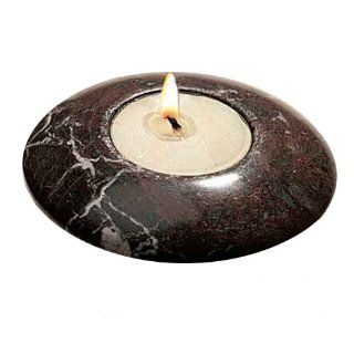 Hand Carved Red Marble Tea Light Candleholder Candle Holders Gift Ideas