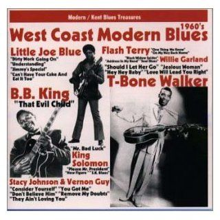 West Coast Modern Blues 1960's: Music