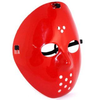 Red Costume Prop Freddy Vs Jason Movie Mask Halloween Masquerade Killer Jason Mask 4 Pcs/lot Toys & Games
