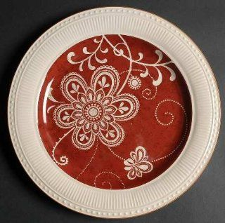 Pier 1 Maribeth Dinner Plate, Fine China Dinnerware: Kitchen & Dining