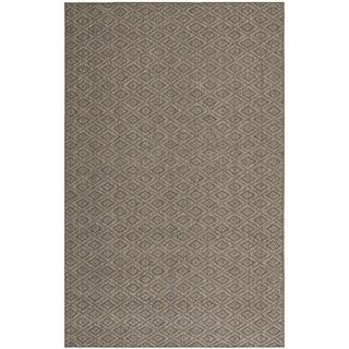 Diamonds Natural Sisal Wool Rug (4'x 6') Safavieh 3x5   4x6 Rugs
