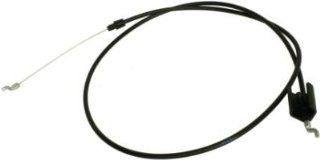 Guaranteed Fit Parts Replacement  Craftsman Walk Behind Lawn Mower Engine Control Cable, Replaces Part Number 176556  Lawn Mower Deck Parts  Patio, Lawn & Garden