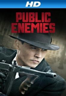Public Enemies [HD] Johnny Depp, Christian Bale, Marion Cotillard, Billy Crudup  Instant Video