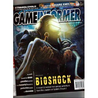 Game Informer Magazine March 2006 Bioshock cover (Volume XVI Number 3 Issue 155): various: Books