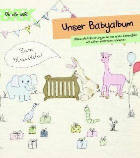 Babyalbum Liebevolle Erinnerungen an das erste Lebensjahr Parragon Bücher