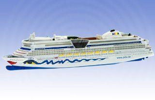 Siku 1720 Kreuzfahrtschiff AIDA 1:1400: Spielzeug
