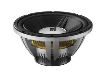 GTO 1514 Subwoofer 38 cm 1400 Watt Navigation & Car HiFi
