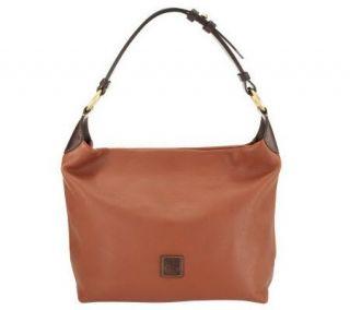 Dooney & Bourke Calf Leather O Ring Sac —