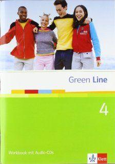 Green Line / Workbook mit Audio CD zu Band 4 8. Klasse Marion Horner, Jennifer Baer Engel, Elizabeth Daymond Bücher