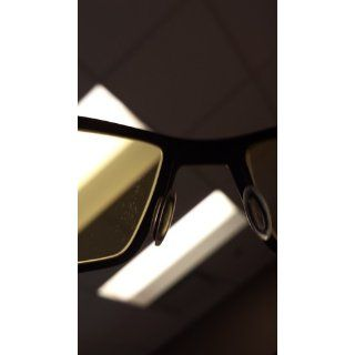 Gunnar Optiks S6127/2 C002 Wi Five Full Rim Compact Ergonomic Advanced Computer Glasses with Amber Lens Tint, Espresso Frame Finish Electronics